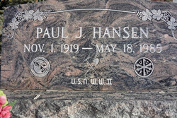 Paul J Hansen