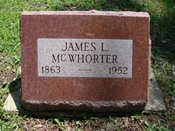 James L McWhorter