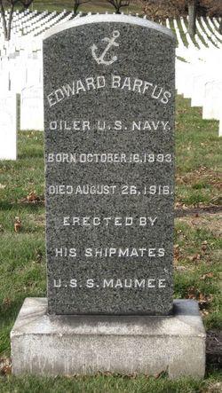 Edward W Barfus