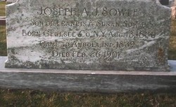 Joseph Andrew Jackson Sowle