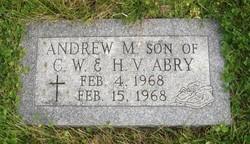Andrew Michael Abry