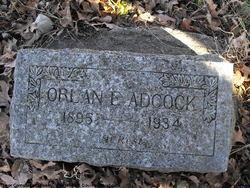 Orlan Edwin Adcock