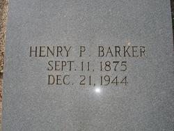 Henry Perry Barker