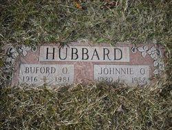 Johnnie O. <I>LaGrone</I> Hubbard