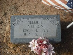Nellie Louise Nelson