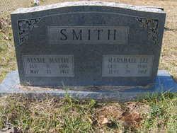 Marshall Lee Smith