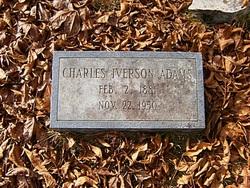 Charlie Iverson Adams