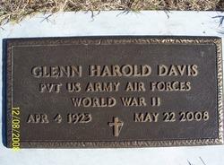Glenn Harold Davis