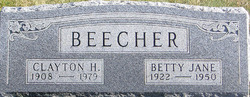 Betty Jane <I>Hayes</I> Beechler