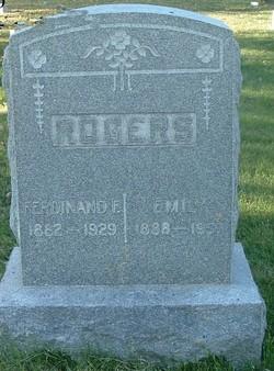 Ferdinand F Rogers