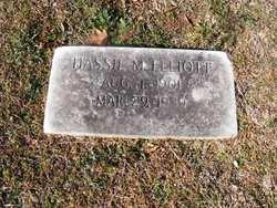 Hassie M. <I>Stansell</I> Elliott
