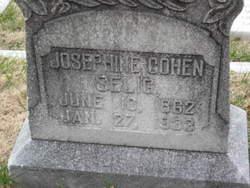 Josephine <I>Cohen</I> Selig
