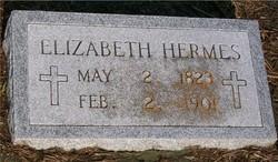Elizabeth <I>Schulte</I> Hermes