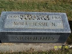 Nora Jessie <I>NeVille</I> Arnoldus