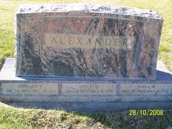 Viola Delphina <I>Epperson</I> Alexander