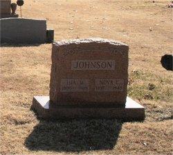 Ida Myrtle <I>Edwards</I> Johnson