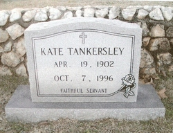 Nancy Kate <I>Terry</I> Tankersley