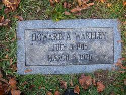 Howard Albert Wakeley