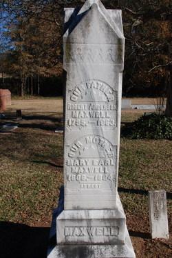 Mary Prince <I>Earle</I> Maxwell