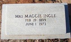 Maggie <I>Kimball</I> Ingle