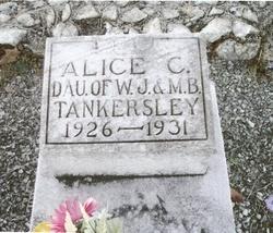 Alice C. Tankersley