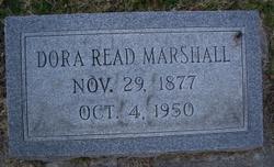 Dora <I>Read</I> Marshall