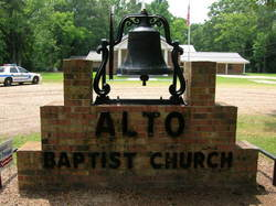 Alto Baptist Church Cemetery
