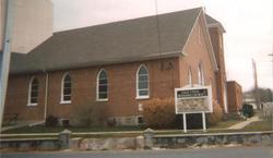 Uriah Church Cemetery