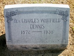 Rev Charles Whitfield Dennis