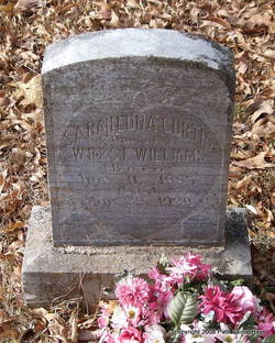 Sarah Edna <I>Williams</I> Curtis