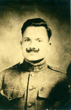 """Constantine Stavros """"Gus"""" Panagakos"""
