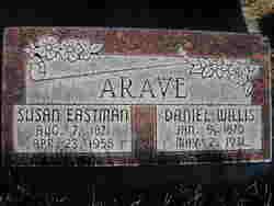 Susan Prudence <I>Eastman</I> Arave