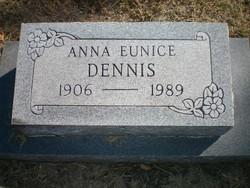 Anna Eunice Dennis