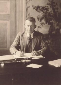 """Walter Paul """"Freiherr"""" von Marenholtz"""