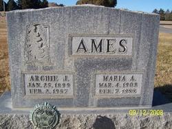 Archie Johnson Ames