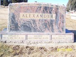 Adelbert Alexander