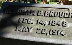 Needham Bryant Broughton, Sr