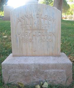 Mary J Olsen