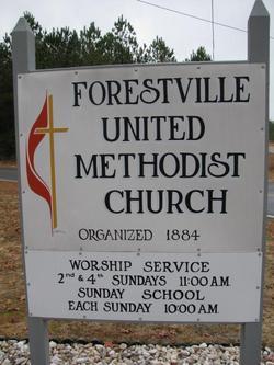 Forestville United Methodist Church Cemetery