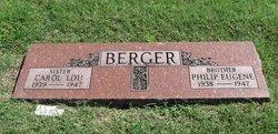 Phillip Eugene Berger