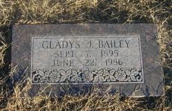 Gladys J. Bailey
