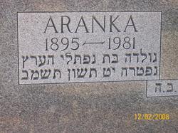 Aranka <I>Naphtali</I> Davis