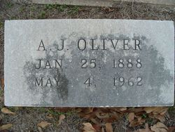 Andrew Jackson Oliver