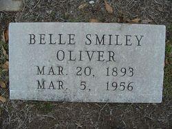 Belle <I>Smiley</I> Oliver