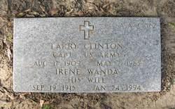 Irene Wanda Clinton