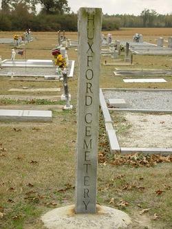 Huxford Cemetery