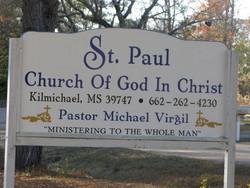 Saint Paul Church of God in Christ Cemetery