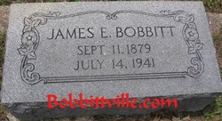 James E Bobbitt
