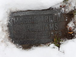 Maggie <I>Treloar</I> Williams