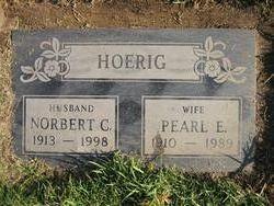 Pearl Eva <I>Smith</I> Hoerig